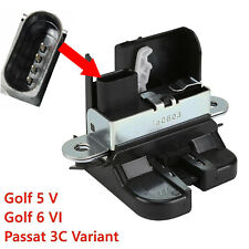Heckklappenschloss Kofferraum Türschloss für VW Golf V VI VW Passat Variant