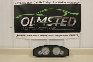 05 09 Chrysler 300 SRT Speedometer Instrument Gauge Cluster 180MPH 05030491AE