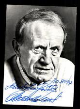 Alexander Kerst Rüdel Autogrammkarte Original Signiert # BC 98726