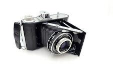 Welta Weltax Balgenkamera Rollfilmkamera Carl Zeiss Tessar 3.5/75 T