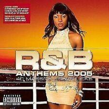 R&B Anthems 2005: 40 Massive Urban Licks 2 Cd Set