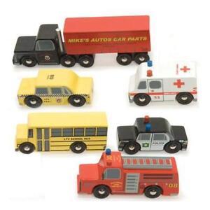 New York Car Set