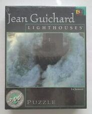 JEAN GUICHARD LA JUMENT LIGHTHOUSES 500 PC JIGSAW PUZZLE NEW SEALED