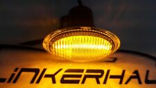 MASERATI QUATTROPORTE MK5 GRAN TURISMO ALFA 4C CLEAR LED SIDE MARKERS LIGHTS