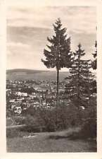 Usti nad Orlici Czech Repuiblic Scenic View Real Photo Antique Postcard J46739