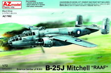 AZ Models 1/72 North-American B-25J Mitchell RAAF # 7582