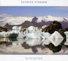 Glaciation - Patrick O'Hearn (2014, CD NIEUW)