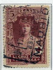 Used Red Cross Stamps