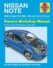Nissan Car Manuals And Literature For Sale Ebay