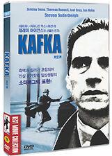Kafka (1991) / Steven Soderbergh, Jeremy Irons / DVD, NEW
