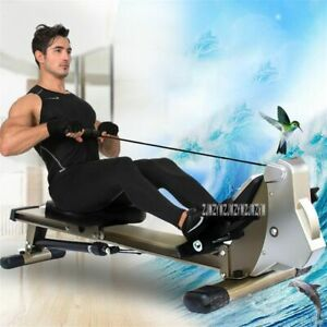 Rowing Machine Mute Oil Resistance Body Glider Indoor Home Equipment Abdominal