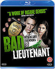 Bad Lieutenant - Port Of Call New Orleans (Blu-ray, 2010)