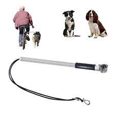 Correa del animal doméstico Bicicleta manos libres de plomo Correa Cuerda Perro Walker Bicicleta distancia Keeper
