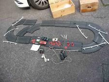 circuit voitures course POLYSTIL, circuit à assembler, 2 voitures 2 manettes