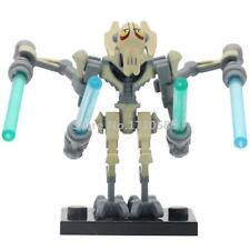 Lego Star Wars Custom General Grievous Clone Wars Minifigure - US Seller