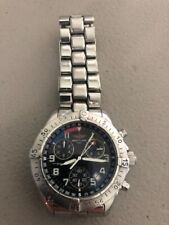 Breitling Colt Transocean Stainless Steel Chronograph Model A53340