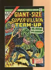 Giant-Size Super-Villain Team-Up 1 FN 6.0 * 1 Book Lot * Sub-Mariner! Dr. Doom!