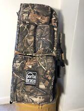 Porta Brace HK-1 Pro Camera Backpack Camera Case (Stealth Camoflage) *MINT*