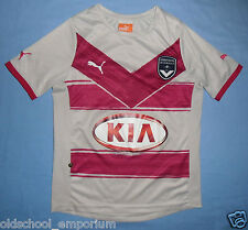 Girondins Bordeaux  / 2011-2012 Away - PUMA - KIDS Shirt / Jersey. Size: 8, 128