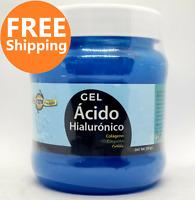 GEL ACIDO HIALURONICO + COLAGENO + ORTIGA + CURCUMA + CONDROITINA 100% natural