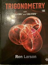 Trigonometry by Larson, Ron (Hardcover)