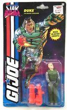 1993 GI JOE Duke Star Brigade Commander Figure MOC - NEW - SEALED