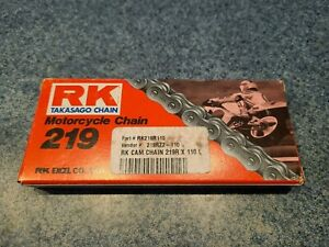Suzuki GSXR 600 GSX R 750 RF600R RF600RT Cam Chain RK219R-110 OEM# 12760-17E01