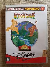 I video-games di Topolino n.3  Re Leone II il regno di Simba videogioco