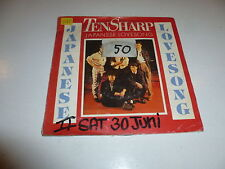 "TEN SHARP - Japanese Lovesong - 1985 Dutch 2-track 7"" Juke Box Vinyl Single"