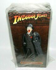 """Sideshow Toht Indiana Jones Raiders Of The Lost Ark 12"""" Movie Figure Nice Box"""