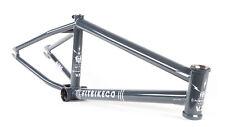 Fit Bike Co ( WIFI V2 ) Frame (Grey) 20.5in Top Tube BMX Bike Frame*USA MADE