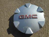 """1 GMC Terrain Wheel Center Cap 10 2011 2012 2013 2014 18"""" 9597570 Hubcap 6 Spoke"""
