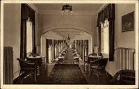 Oberhof Thüringen Thüringer Wald ~1920/30 Berghotel Heinrich Lorenz Wandelhalle
