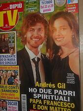 Dipiù Tv 2016 3#Andrés Gil & Dalila Pasquariello-Don Matteo,yyy