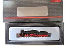 Z GAUGE MARKLIN MINI CLUB 8704 3-AXLE PASSENGER CAR W//O HUT