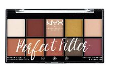 NYX Perfect Filter Eye Shadow Palette-Rustic Antique PFSP02~Authentic~