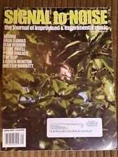 SIGNAL TO NOISE #45 magazine JARBOE of SWANS high llamas SONIC YOUTH yoko ono