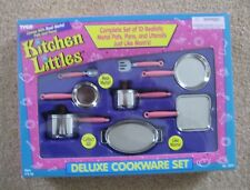 Tyco Kitchen Littles - Deluxe Appliance Set,  New In Box, 1995 Vintage, MPN 2028