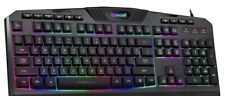 Redragon S101 Wired Gaming Keyboard RGB Backlit Gaming Keyboard (Black)