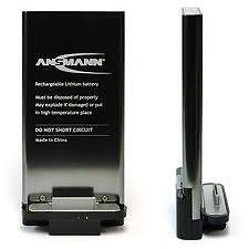 Batterie externe Ansmann Energy Pack iPod 5G classic haut capacité akku externer