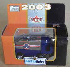 2003 Florida Panthers zamboni 2002-03 season