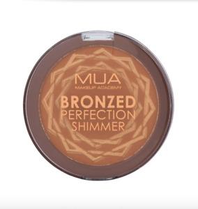 MUA Bronzed Perfection Shimmer 'Sahara Sunlight' Makeup Academy Bronzing Powder