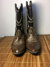 New listing girls cowboy boots size 12