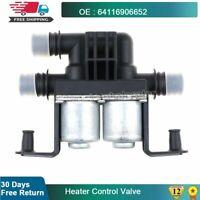 OEM 64116906652 For BMW E60 E63 E64 E65 E66 M5 Heater Control Valve Solenoid