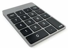 Satechi Slim Wireless Bluetooth Ziffernblock Keypad - Space Gray (Grau)