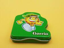 SCATOLA DI LATTA VUOTA GOCCIO Barilla Parma Collezione Rara Idea Home Italy 900