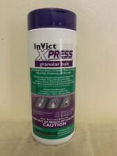 InVict Xpress Granular Bait for Lots of Insects Roaches, Ants, Crickets, Earwigs