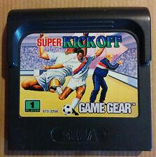 SUPER KICK OFF pour Sega Game Gear