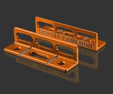 2018 Scotty Cameron Putting Path Tool Bright Dip Orange Circle T Tour Use CT
