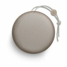 B&O PLAY by Bang & Olufsen Beoplay A1 Bluetooth Speaker & Microphone, Sand Stone